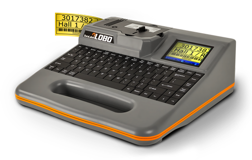Lobo Portable Label Printer