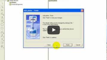 EasySign | Install cutting plotter