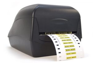 Krimpkousen | SMS TAG-ID printer